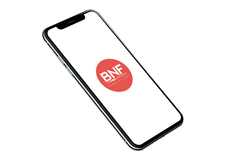 bnf express mobile app image