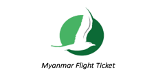 myanmar flight ticket image