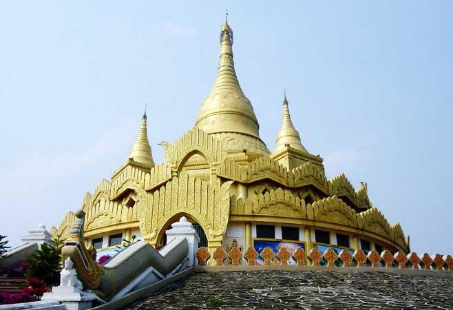 Myanmar Bus Ticket Bnf Express To Yangon Bagan Mandalay